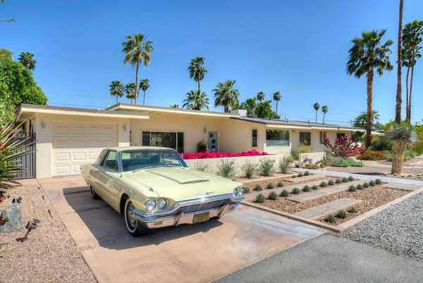 Photo 5 of Palm Springs Mid-Century Gem modern home