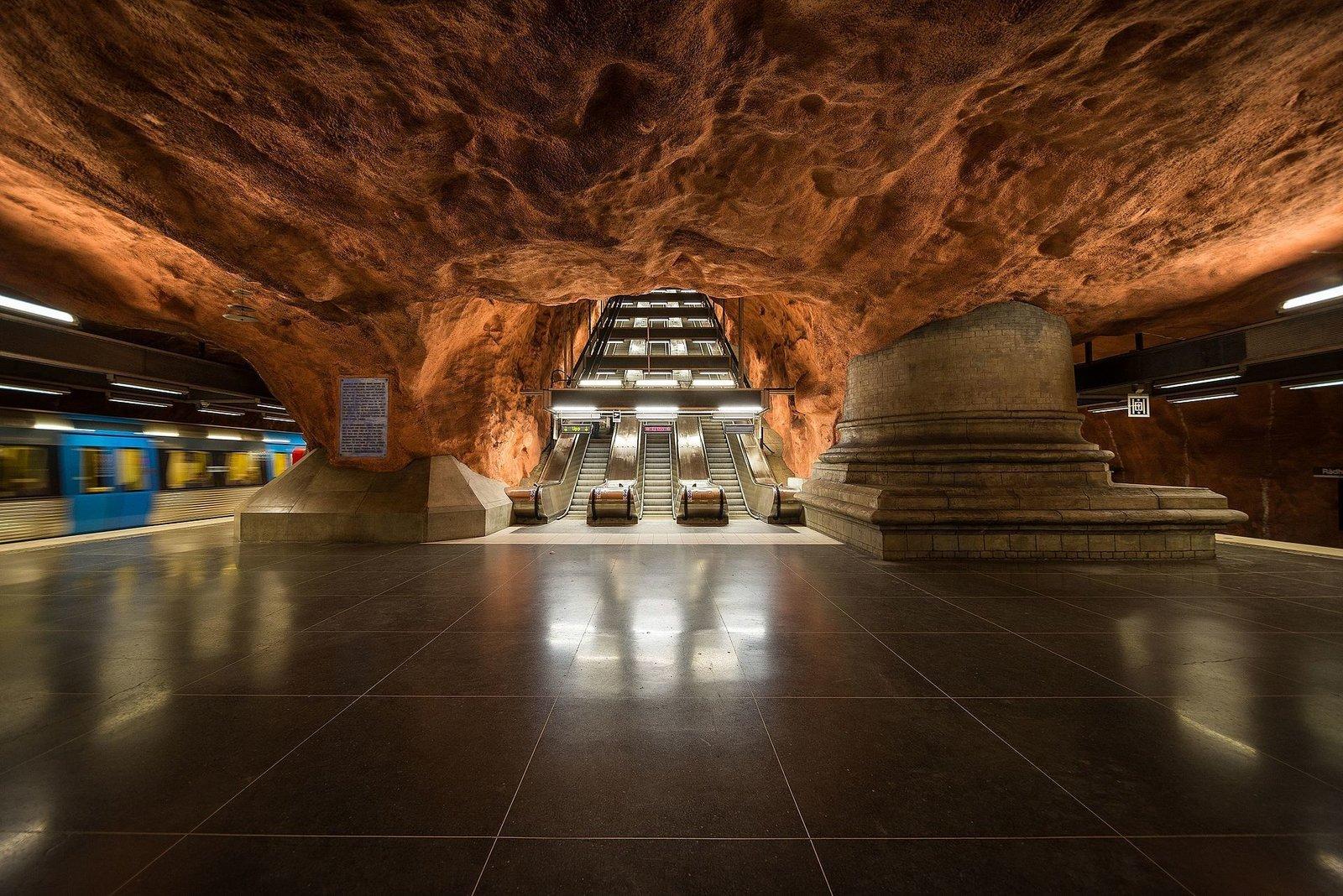 Photo 3 of 10 in Explore the Stockholm Metro For a Tour Through 5 Decades of European Art History