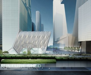 The Shed: A New Hub For Artistic Invention Coming Soon to New York City - Photo 1 of 5 -