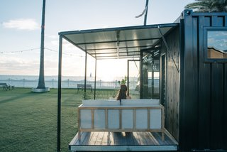 An Australian Firm Makes Portable Hotel Rooms Out of Shipping Containers - Photo 7 of 8 -