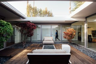An Interior Designer Launches Her Career by Renovating Her Family's Midcentury Eichler - Photo 4 of 10 -