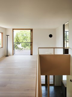 Grids and Colors Inspire the Renovation of a Graphic Designer's Pink L.A. Bungalow - Photo 7 of 13 -