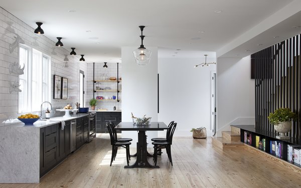 Kitchen and dining Photo 7 of Clifford Residence modern home
