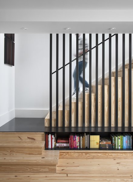Stairs Photo 9 of Clifford Residence modern home