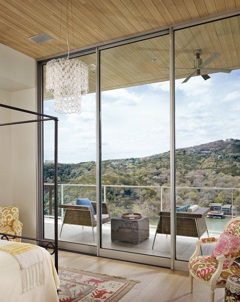 Master bedroom Photo 9 of Lakeshore Residence modern home