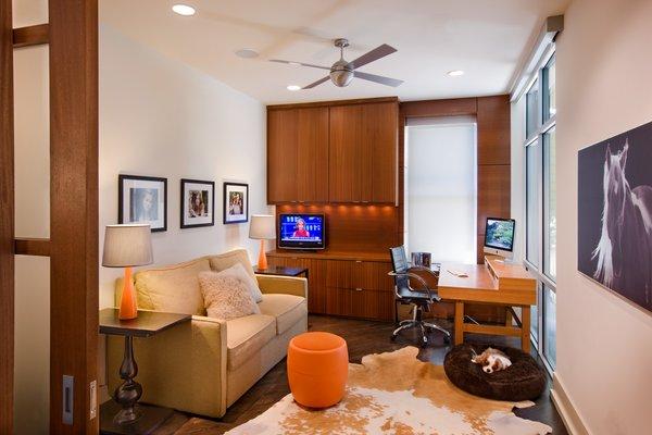 Office Photo 6 of Meriden Residence modern home