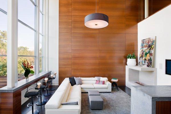 Livingroom Photo 4 of Meriden Residence modern home