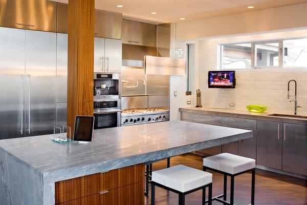 Kitchen Photo 3 of Meriden Residence modern home