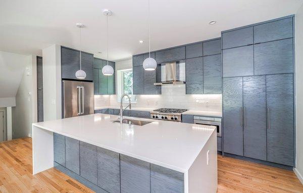Photo 6 of split-level transformed west coast modern modern home