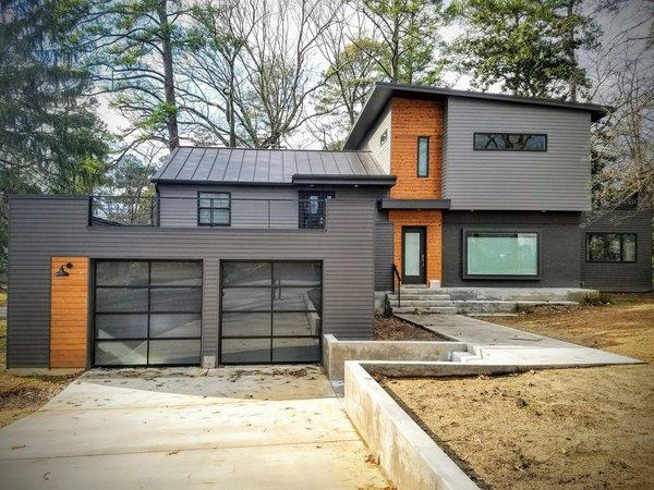 Photo 12 of split-level transformed west coast modern modern home