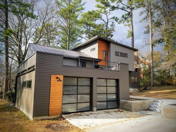 Photo 13 of split-level transformed west coast modern modern home