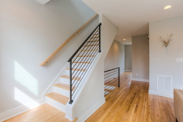 Photo 10 of sugar bottom RVA | urban infill on libby hill modern home