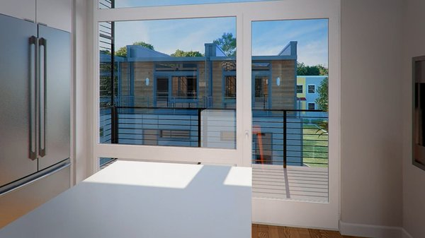 Photo 15 of A2 RVA | modern townhomes in an urban alley modern home