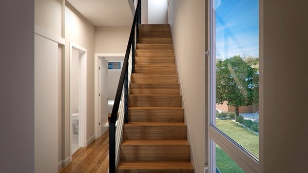 Photo 17 of A2 RVA | modern townhomes in an urban alley modern home