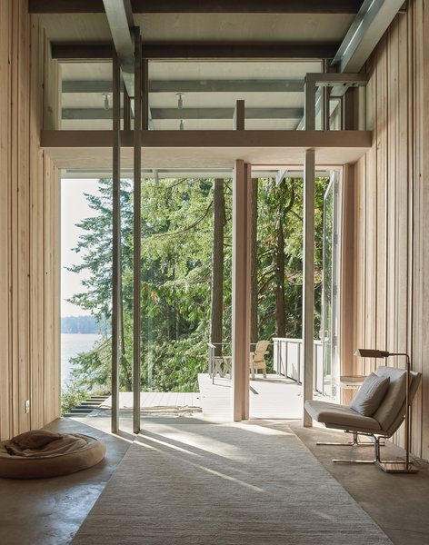 Cabin at Longbranch | Olson Kundig Photo 7 of Cabin in Longbranch modern home