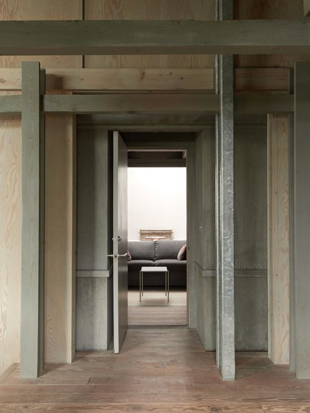 Cabin at Longbranch | Olson Kundig Photo 10 of Cabin in Longbranch modern home