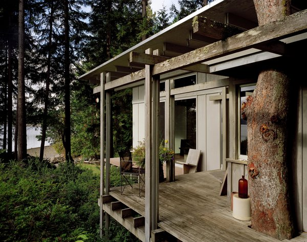 Cabin at Longbranch | Olson Kundig Photo 12 of Cabin in Longbranch modern home