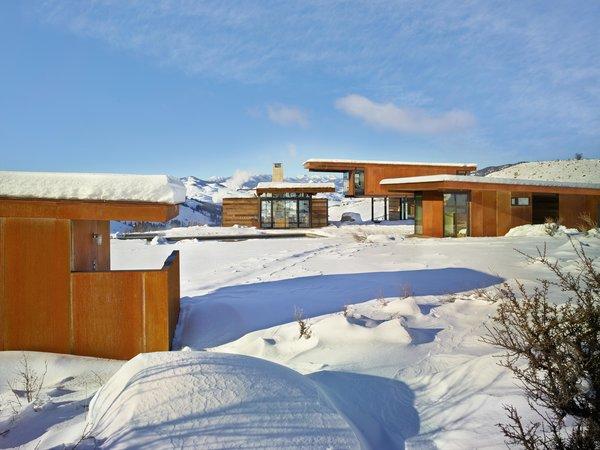 Studhorse   Olson Kundig Photo 3 of Studhorse modern home
