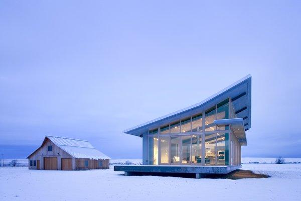 Glass Farmhouse | Olson Kundig Photo 5 of Glass Farmhouse modern home