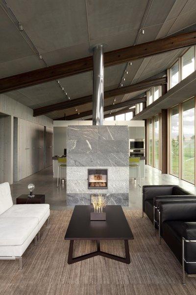 Glass Farmhouse | Olson Kundig Photo 7 of Glass Farmhouse modern home