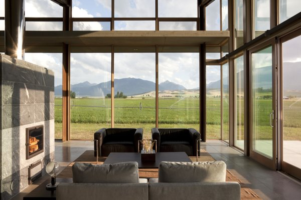 Glass Farmhouse | Olson Kundig Photo 9 of Glass Farmhouse modern home
