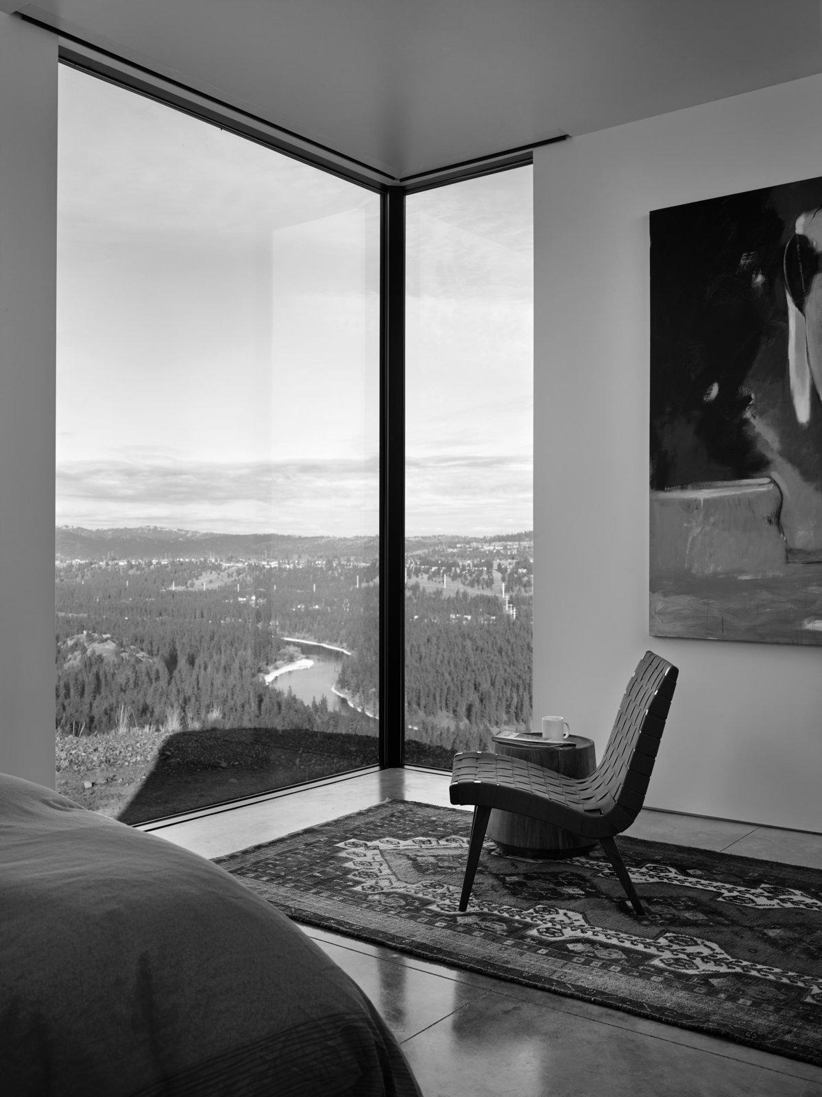 Rimrock | Olson Kundig Tagged: Bedroom.  Rimrock by Olson Kundig