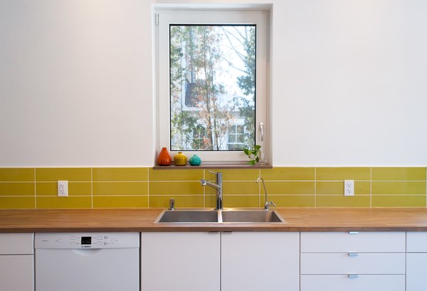 Guelph Deep Energy Retrofit - Kitchen