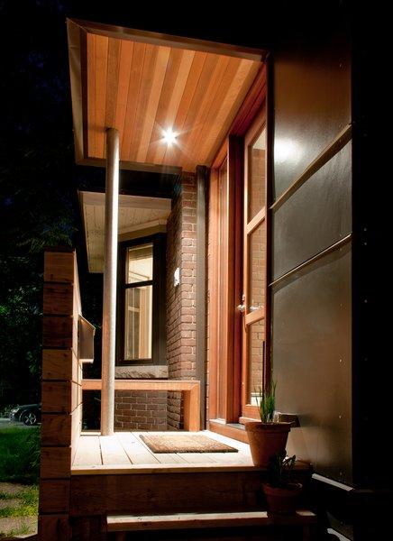 Garden Avenue Renovation - Front Door Photo 15 of Garden Avenue Renovation modern home