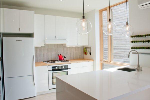 Garden Avenue Renovation - Kitchen Photo 2 of Garden Avenue Renovation modern home