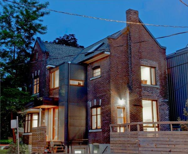 Garden Avenue Renovation - Front Facade Photo 14 of Garden Avenue Renovation modern home
