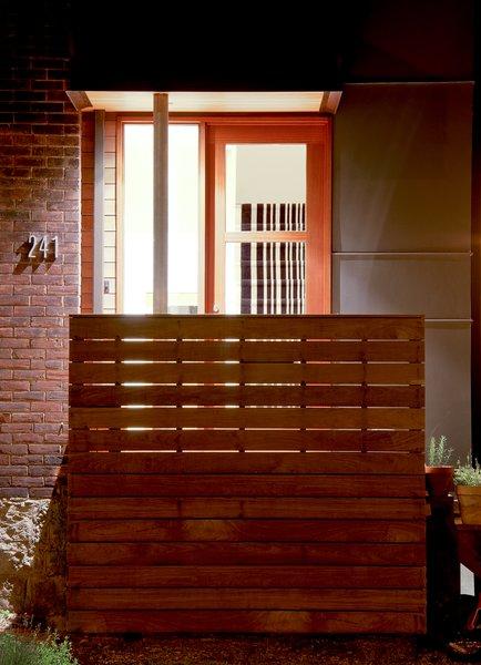 Garden Avenue Renovation - Front Door Photo 16 of Garden Avenue Renovation modern home