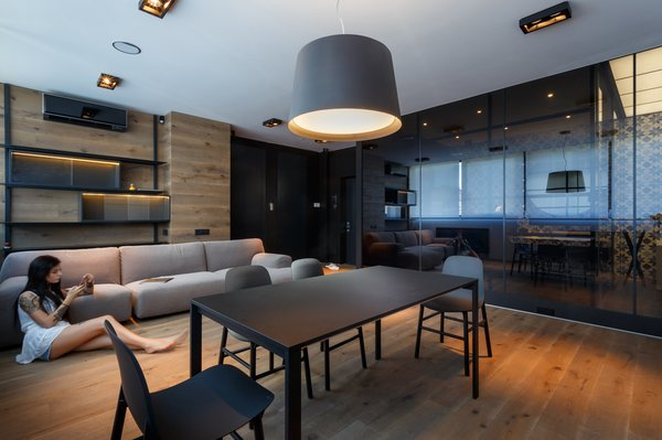Photo 3 of dt1h modern home