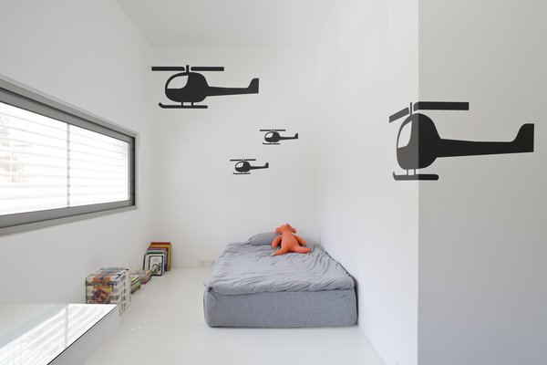One of three children's bedrooms on the main level Photo 10 of eHouse modern home