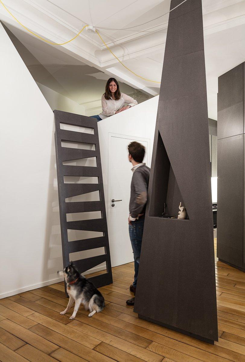 O Romeo, Romeo! wherefore art thou Romeo?  Apartment XIV by studio razavi architecture