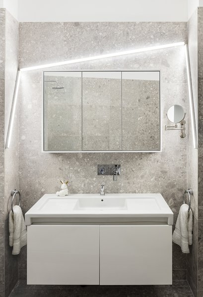 Bathroom Photo 8 of Apartment XIV modern home