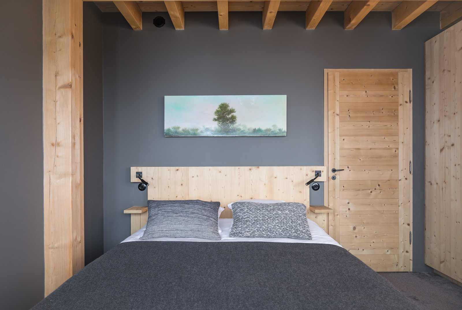 Tagged: Bedroom, Bed, Wall, and Carpet.  Best Bedroom Wall Carpet Photos from Mountain House