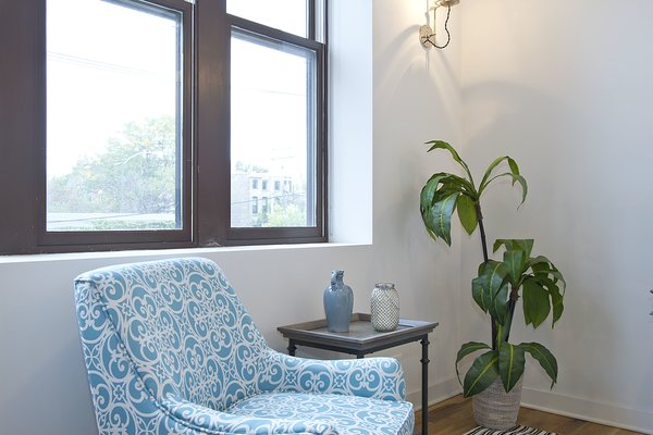 Photo 5 of Chicago Church Conversion - 2 bedroom in Bucktown modern home
