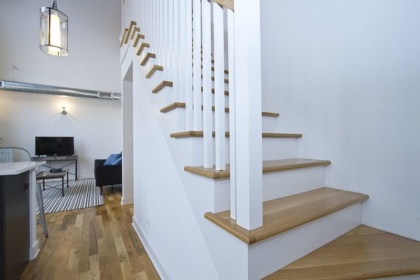 Photo 3 of Chicago Church Conversion - 2 bedroom in Bucktown modern home