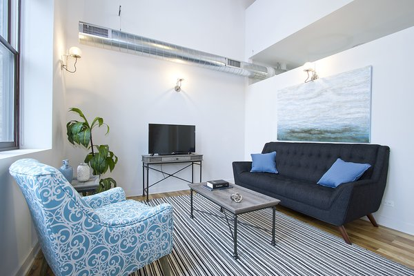 Photo 4 of Chicago Church Conversion - 2 bedroom in Bucktown modern home