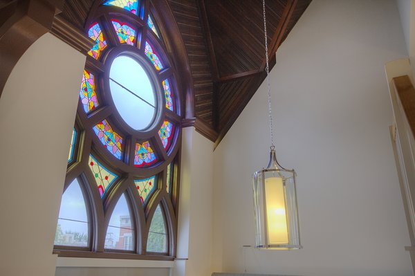 Architectural Details Photo 15 of Chicago Church Conversion - 2 bedroom in Bucktown modern home