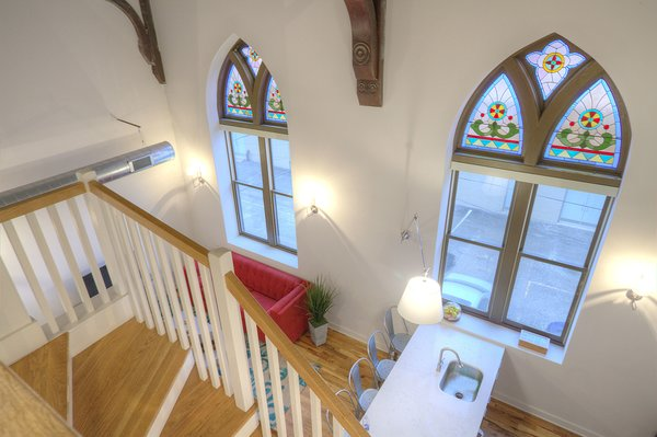 Photo  of Short Term Rental in Converted Church modern home