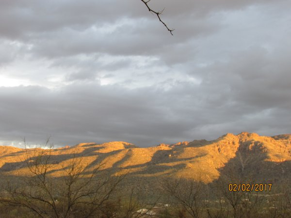 Awesome Views of the Santa Catalina Mountains  Photo 17 of Caliente Creek Ranch modern home