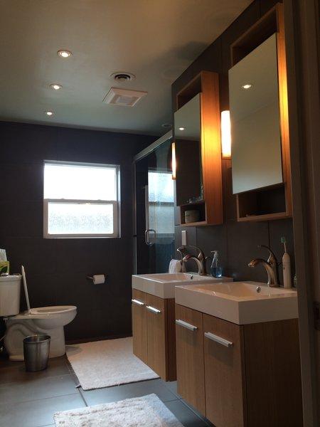 Bathroom Photo 2 of Mid Century Bath modern home