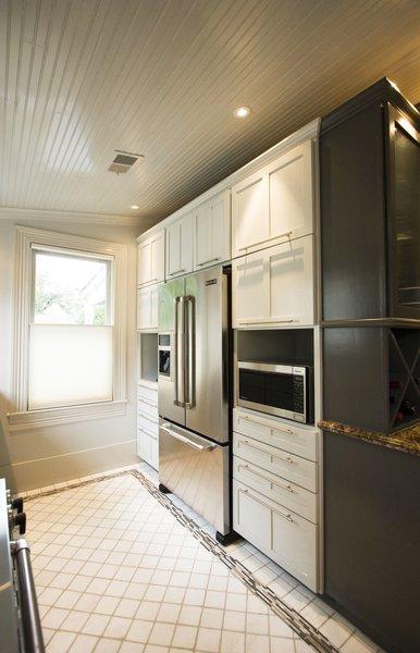 Kitchen - storage Photo 5 of Modern Victorian Interior modern home