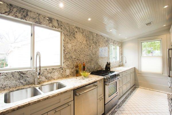 Kitchen - improved workflow Photo 6 of Modern Victorian Interior modern home