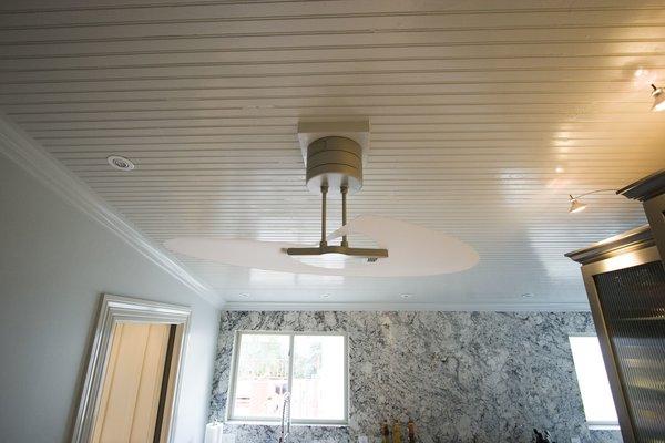 Modern Ceiling Fan  Photo 13 of Modern Victorian Interior modern home