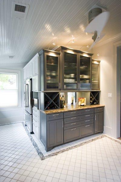 Kitchen - Sideboard Photo 4 of Modern Victorian Interior modern home