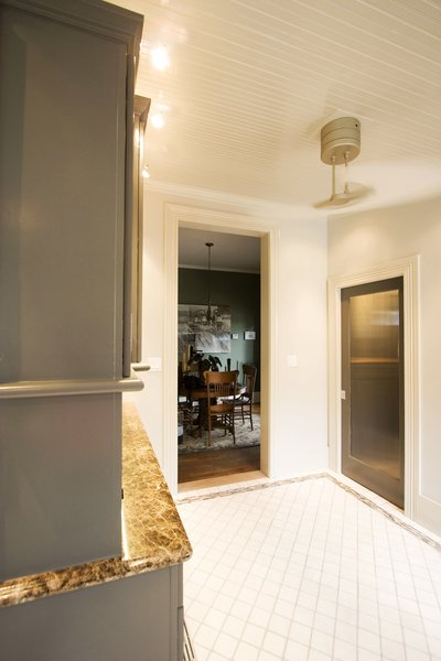 Kitchen - Larger opening to dining room Photo 9 of Modern Victorian Interior modern home