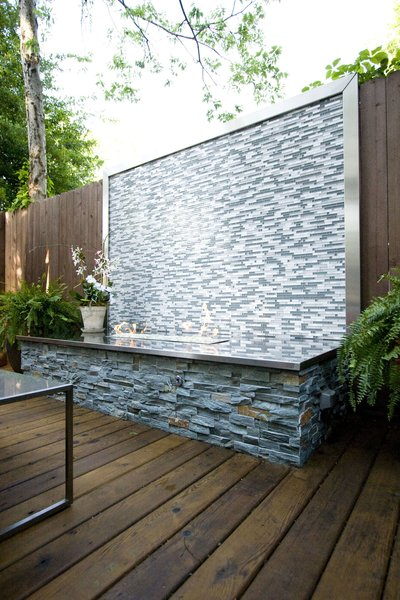 Fireplace Photo 6 of Outdoor Living modern home