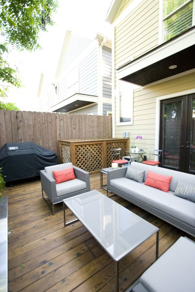 Back of the house. Photo 9 of Outdoor Living modern home